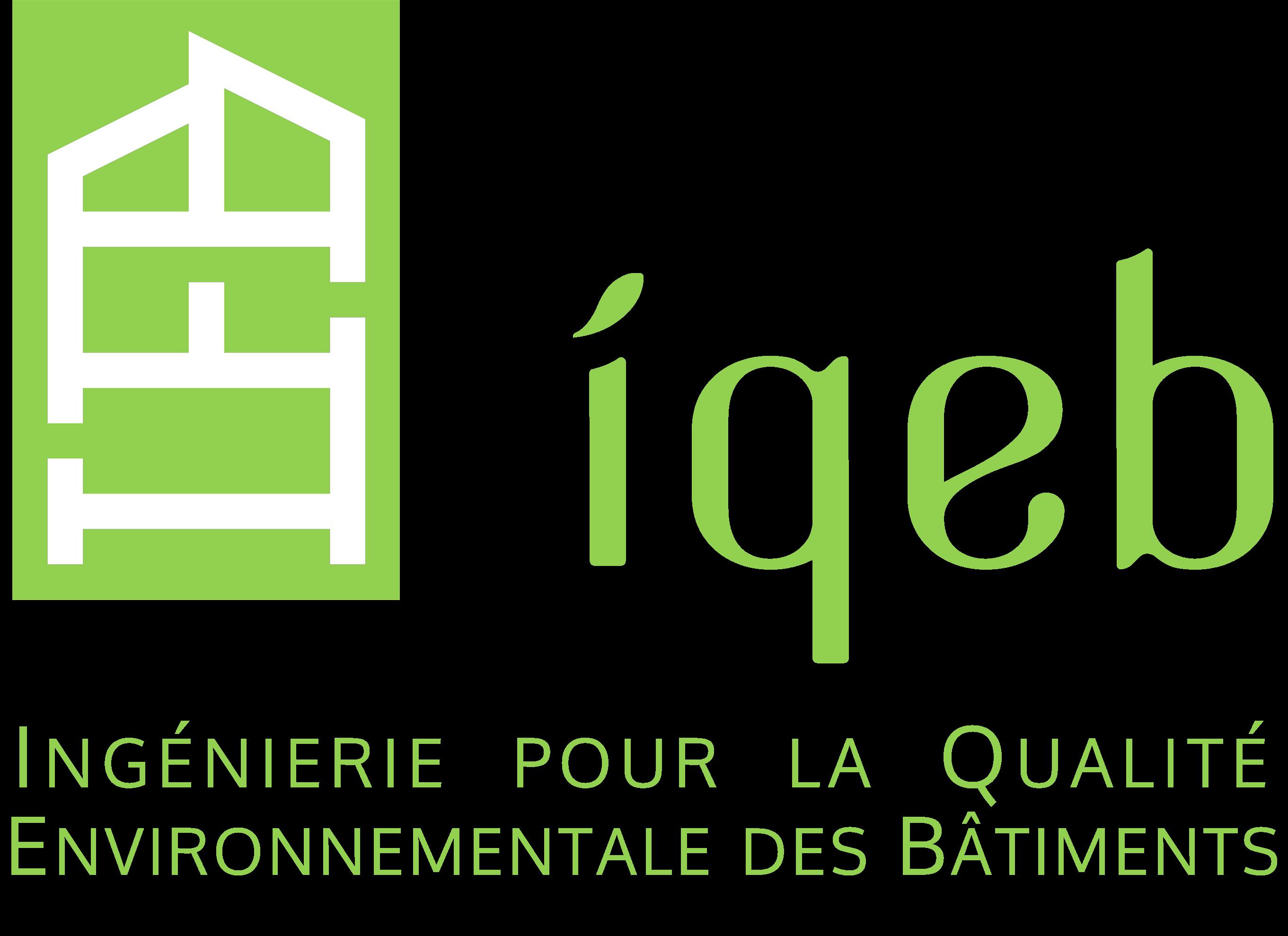 Ingénierie pour la Qualité Environnementale des Bâtiments